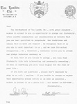 Pledge Recruitment Letter - Fall 1980