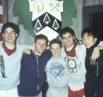 April 1990 - Alpha Phi Pledge Class