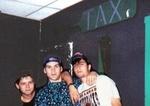 Craig, Rick, and Jeff at the house '92