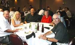 Bruce and Kat Cannelongo, Mike and Sharon Pitoscia, Cheryl Scuorzo, and Ralph Campitiello